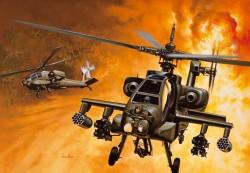 Boeing AH-64 Apache - 1:72