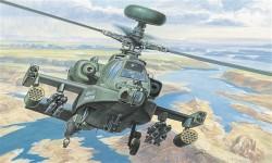 Boeing AH-64D Apache Longbow - 1:72