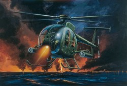 Boeing AH-6 - Night Fox - 1:72