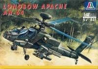 Longbow Apache AH-64 - 1:48