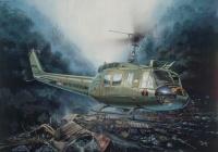 UH-1D Iroquois - 1/48
