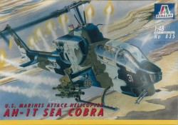 U.S. Marines Attack Helicopter AH-1T Sea Cobra - 1:48