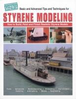Evergreen Scale Models 14 Book Styrene Modeling