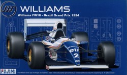 Williams FW16 Brazil Grand Prix 1994 - 1:20