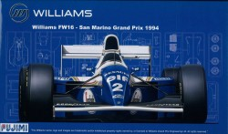 Williams FW16 San Marino Grand Prix 1994 - 1:20