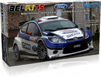 Ford Fiesta S2000 2010 Rally Monte Carlo Winner - 1:24