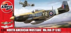 North American Mustang Mk. IVA (P-51K) - 1/24