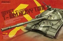 Soviet T-10M Heavy Tank - 1:35