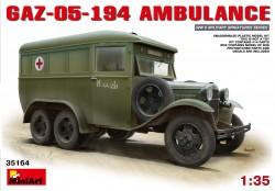 GAZ-05-194 - Ambulance - Krankenwagen