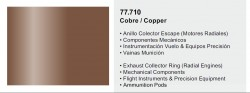 Metal Color 77710 - Kupfer