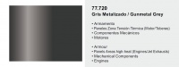 Metal Color 77720 - Waffen Grau