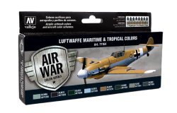 Luftwaffe Maritime & Tropical Colors