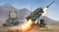 M901 Launching Station & AN/MPQ-53 Radar set of MIM-104 Patriot SAM System (PAC-2) - 1:35