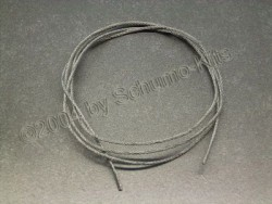 Steelcable ø 1,5mm, 100cm length