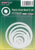 Plastic Circle Board C-Set