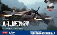 Douglas A-1J Skyraider - US Airforce - 1/32