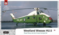 Westland Wessex HU.5 - Royal Navy Service Troop Transport - 1:32