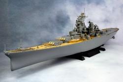 USS Missouri - 1991 - Detail up Set für 1:350 Tamiya 78029