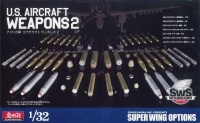 US Aircraft Weapon Set - 2 - 1/32