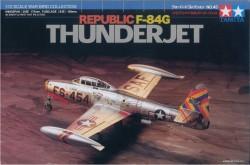 Republic F-84G Thunderjet - 1:72