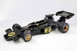 Team Lotus Type 72E (1973) - 1/20