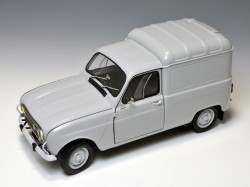 Renault 4 Fourgonnette - Kastenwagen - 1:24