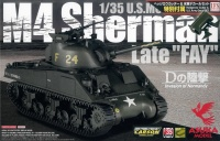 US Medium Tank M4A Sherman Late Production
