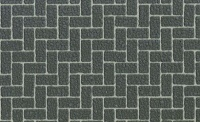 Diorama Material Sheet - Brickwork A - Grey Colored
