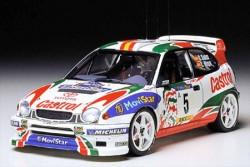 Toyota Corolla WRC - 1:24