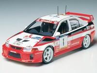 Mitsubishi Lancer Evolution V WRC - 1/24