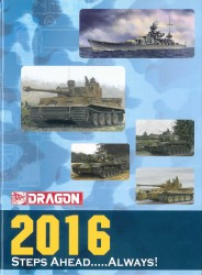 Dragon Models Ltd. Katalog 2016
