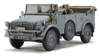 German Horch Type 1a - Transport Vehicle - 1/48
