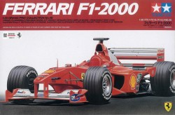 Ferrari F1-2000 - 1:20