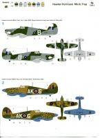 Hawker Hurricane Mk. II C - TROP - 1:32