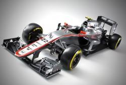 McLaren HONDA MP4-30 2015 Saisonbeginn