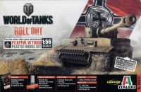 World of Tanks - PZ.KPFW. VI TIGER - 1:56