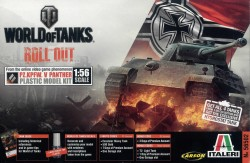 World of Tanks - PZ.KPFW. V PANTHER - 1:56