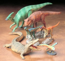 Mesozoic Creatures - 1:35
