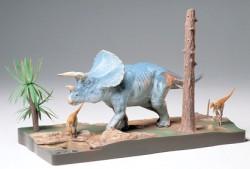 Triceratops Diorama Set - 1:35