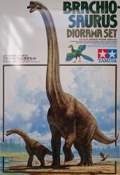 Brachiosaurus Diorama Set - 1/35