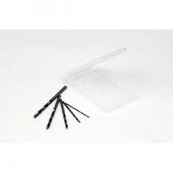 Tamiya Basic Drill Set - 1,0/1,5/2,0/2,5/3,0 mm