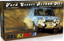 Ford Escort RS1600 Mk1 - Timo Mäkinen - 1:24