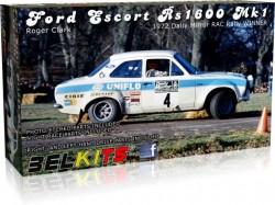 Ford Escort RS1600 Mk1 Roger Clark - 1/24