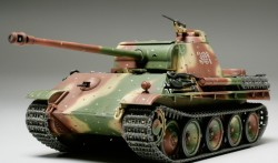 German Panther Ausf. G - Early / Late Version - 1/48