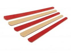 Sanding Sticks - Sandblattfeilen - Zweiseitig - Fünf Stück