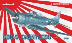 SBD-5 Dauntless - Limited Edition