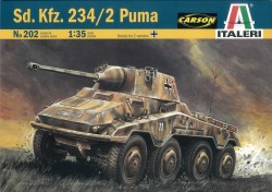 Sd.Kfz. 234/2 Puma - 1:35