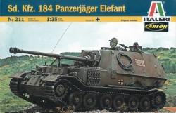 Sd.Kfz. 184 Panzerjäger Elefant - 1:35
