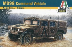 US M998 - Command Vehicle - 1/35