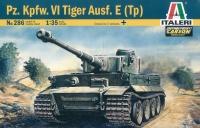 Pz.Kpfw. VI Tiger Ausf. E (Tp) - 1:35